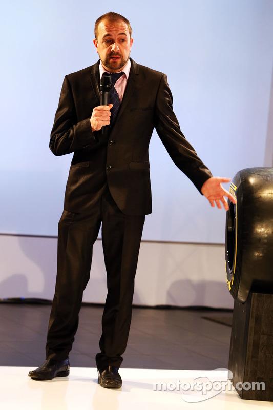 Matt Morris, Sauber Chief Designer