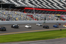 Pace Lap Continental Tire Sports Car Challenge