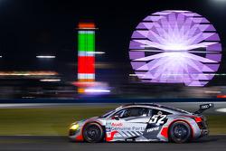 #52 Audi Sport Customer Racing/APR Motorsport Audi R8 Grand-Am: Frank Stippler, Marc Basseng, Ian Baas, René Rast