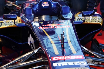Scuderia Toro Rosso STR8