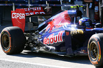 Scuderia Toro Rosso STR8 rear suspension