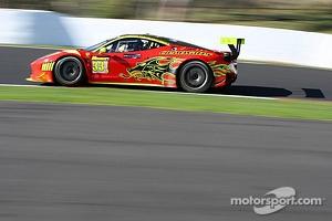 #33 Clearwater Racing Ferrari 458: Mok Weng Sun, Craig Baird, Matt Griffin