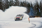 Sbastien Loeb and Daniel Elena, Citron DS3 WRC, Citron Total Abu Dhabi World Rally Team