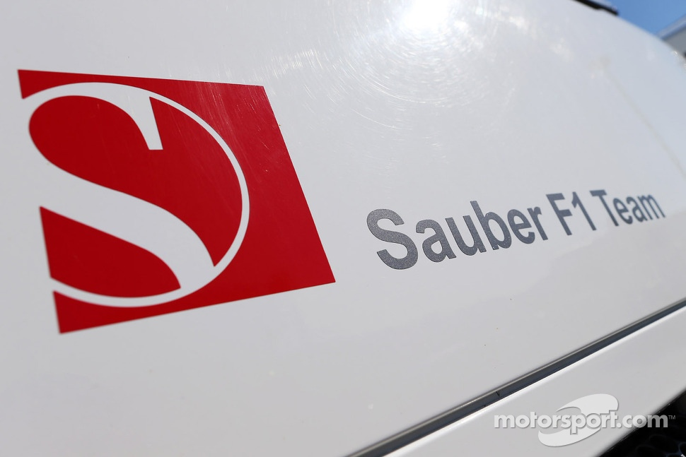 Sauber F1 Team logo