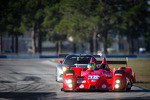 #18 Performance Tech Oreca FLM09 Chevrolet: Charlie Shears, Tristan Nunez
