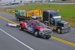 NASCAR unveils Air Titan technology