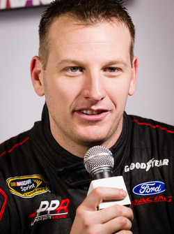 Michael McDowell, HP Racing Toyota