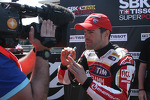Carlos Checa on superpole