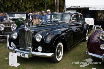 1961 Rolls-Royce Silver Cloud II LWB Saloon