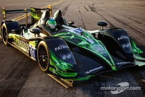 The Extreme Speed Motorsport livery for their HPD P2