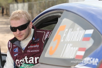 Evgeny Novikov, Qatar M-Sport WRT