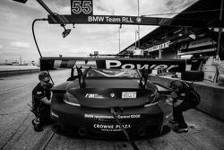 #55 BMW Team RLL BMW Z4 GTE