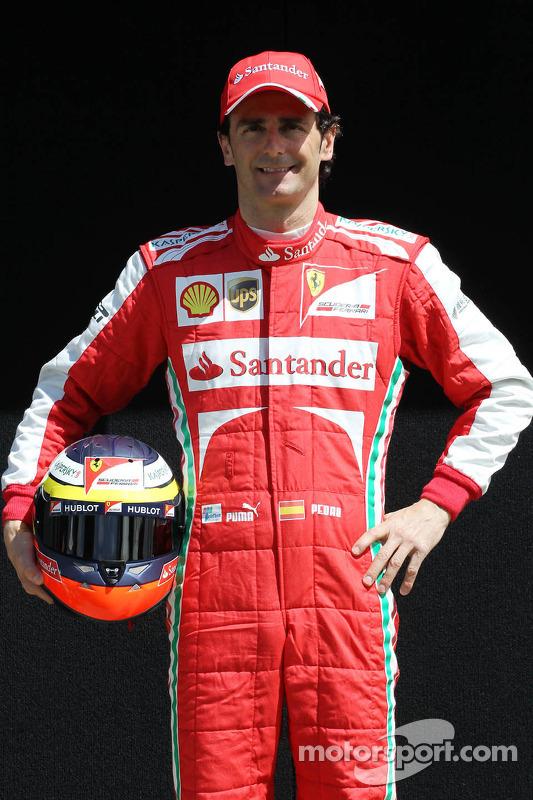 Pedro De La Rosa, Ferrari Development Driver