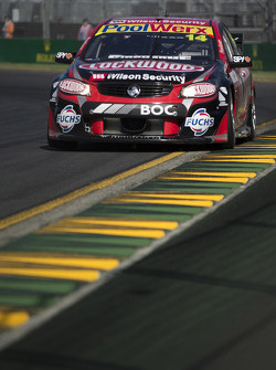 Fabian Coulthard, Lockwood Racing