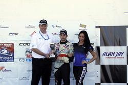 Third place Danilo Estrela