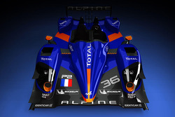 The Renault Alpine ORECA 03