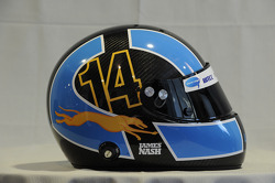 Helmet,  James Nash, Chevrolet Cruze 1.6 T, Bamboo Engineering