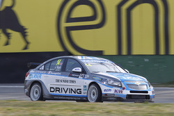 James Nash, Bamboo Engineering Chevrolet Cruze 1.6 T