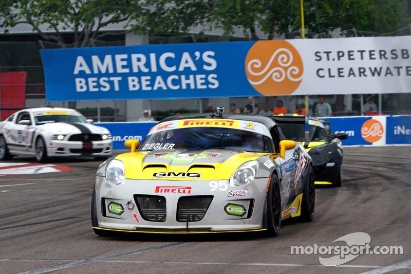 Bill Ziegler, Global Motorsports Group Pontiac Solstice