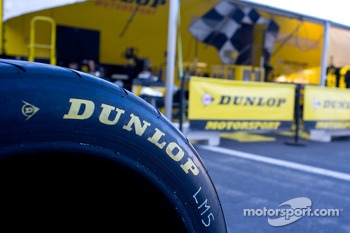Dunlop tires