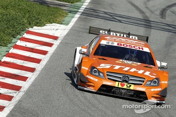 Robert Wickens, AMG DTM-Team, AMG Mercedes C-Coupe