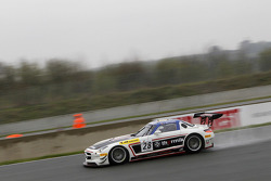 BSS: #28 Seyffarth Motorsport Mercedes SLS AMG GT3: Karun Chandhok, Jan Seyffarth