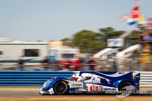 #16 Dyson Racing Team Lola B12/60 Mazda: Chris Dyson, Guy Smith, Butch Leitzinger