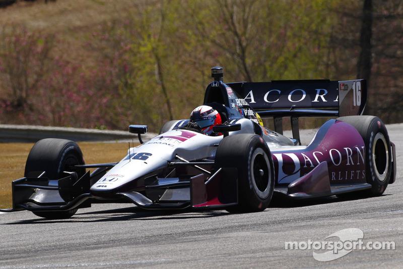 James Jakes, Rahal Letterman Lanigan Racing