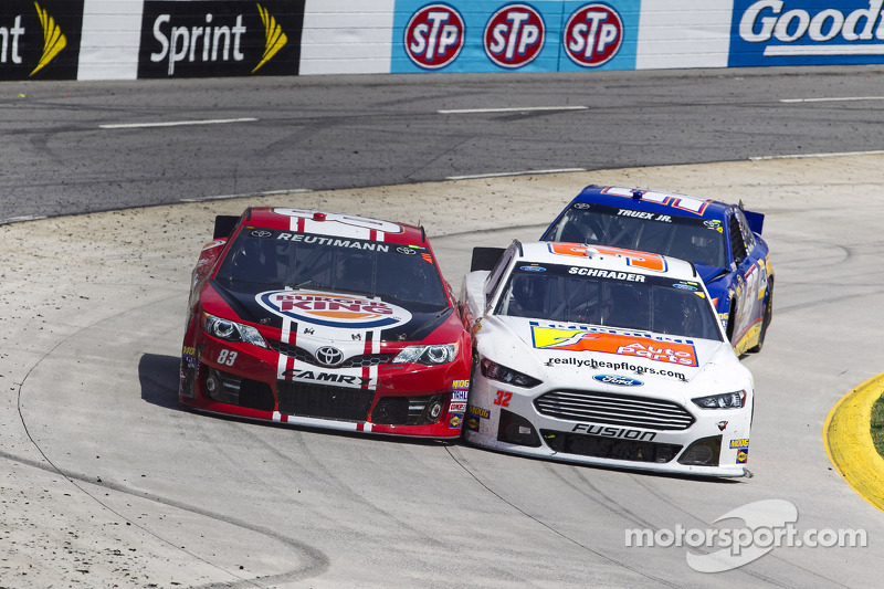 David Reutimann and Ken Schrader