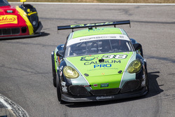 BGB Motorsports Porsche Cayman: Jim Norman, Spencer Pumpelly, Jeff Mosing
