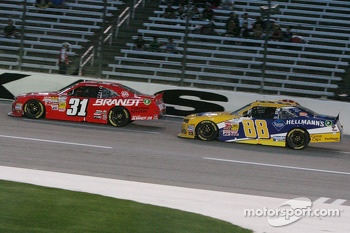 Justin allgaier, Dale Earnhardt Jr.