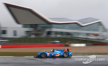 #36 RAGUES PIERRE, PANCIATICI NELSON, ORECA 03 NISSAN TEAM SIGNATECH ALPINE, ACTION