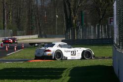 #43 ROAL Motorsport BMW Z4: Edoardo Liberato, Stefano Comandini, Michela Cerruti