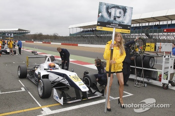 Gridgirl of Mans Grenhagen
