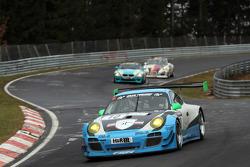 Leh Keen, Tomas Pivoda, Christina Nielsen, Farnbacher Racing, Porsche 911 GT3 R