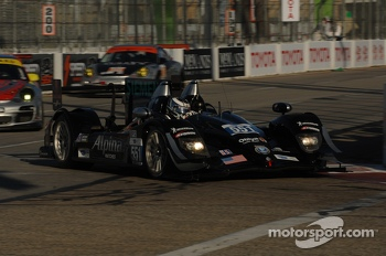 #551 Level 5 Motorsports HPD ARX/03b: Scott Tucker, Ryan Briscoe