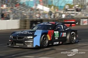 #55 BMW Team RLL BMW Z4 GTE: Bill Auberlen, Maxime Martin