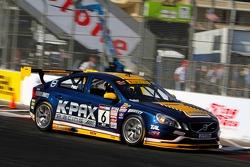 Randy Pobst, K-Pax Racing  Volvo S60