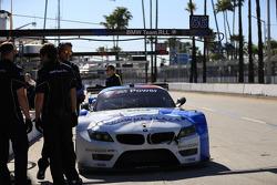 #56 BMW Team RLL BMW Z4 GTE: Dirk Müller, Joey Hand