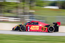 #43 Team Sahlen BMW Riley: Joe Nonnamaker, Will Nonnamaker