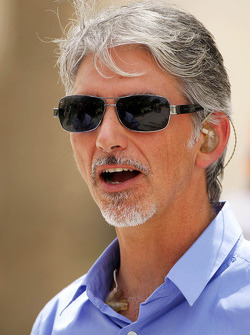Damon Hill, Sky Sports Presenter