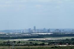 A view of Austin