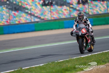 # 6 APRILIA LE MANS: Emmanuel Parisse, Arnaud Leroyer