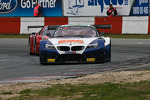 #21 BMW Team Brazil BMW Z4: Ricardo Zonta, Sergio Jimenez
