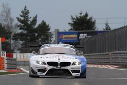 #19 BMW Team Schubert, BMW Z4 GT3: Dirk Müller, Augusto Farfus Jr.