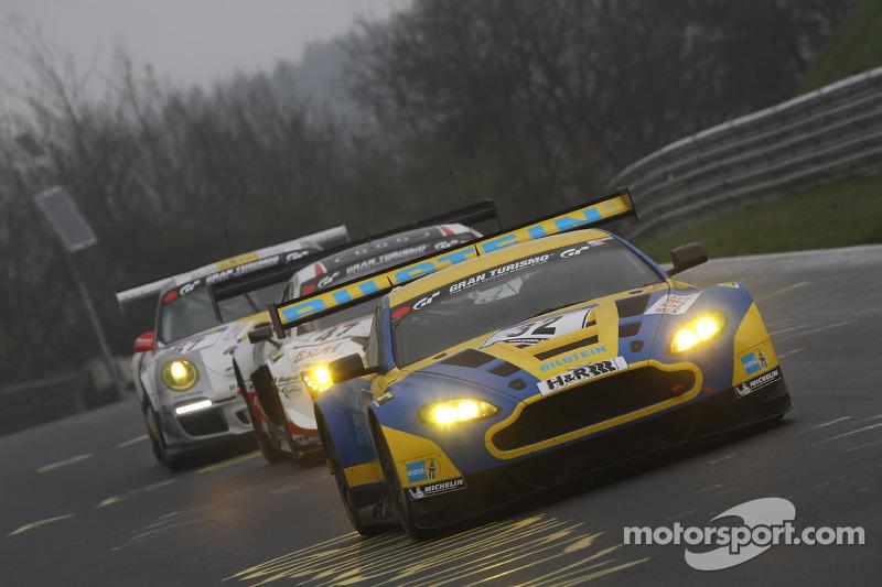 Stefan Mücke, Darren Turner, Aston Martin Racing, Aston Martin Vantage V12 GT3