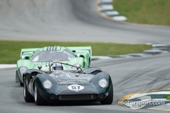 Lilo Zicron, Lola T70
