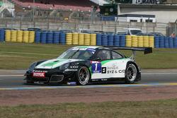 #1 Pro GT by Almeras Porsche 911 GT3 R: Philippe Giauque, Frank Perrera