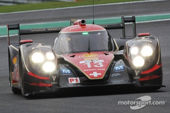 #13 Rebellion Racing Lola B12/60 Toyota: Andrea Belicchi, Mathias Beche, Congfu Cheng