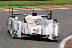 #3 Audi Sport Team Joest Audi R18 e-tron quattro: Marc Gene, Lucas di Grassi, Oliver Jarvis